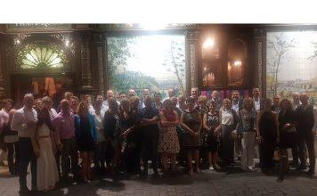 NEVAT GPI studiereis Madrid groepsfoto