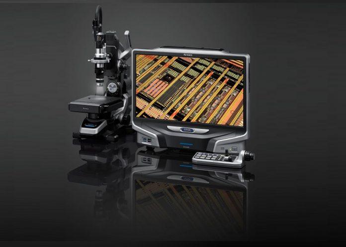 Digitale microscoop Keyence vereenvoudigt observatie en analyse
