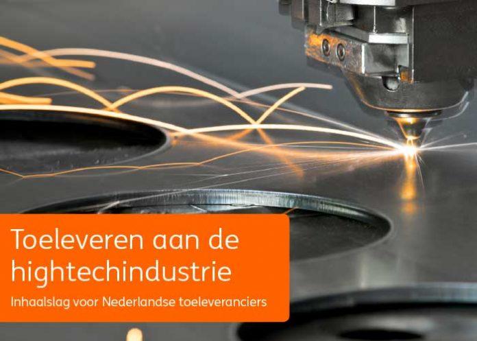 Nederlandse hightechindustrie groeit razendsnel