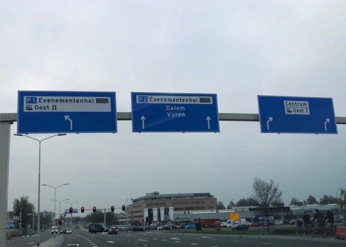Bereikbaarheid Evenementenhal Gorinchem wordt verbeterd