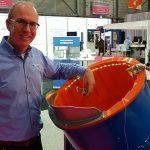 Centrifuge maakt 3D geprinte metalen onderdelen glad