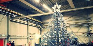 Clement Groep schenkt kerstwensboom aan Weert