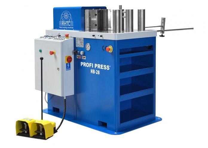 In Nederland geproduceerde Profi Press is wereldwijd gewild