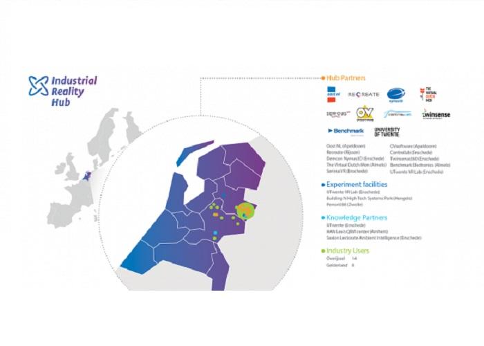 Lancering Industrial Reality Hub