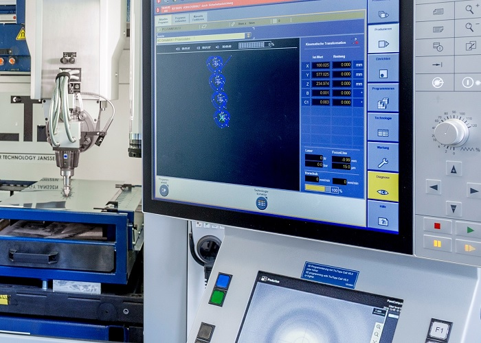 Laser Technology Janssen breidt bewerkingsfaciliteiten uit