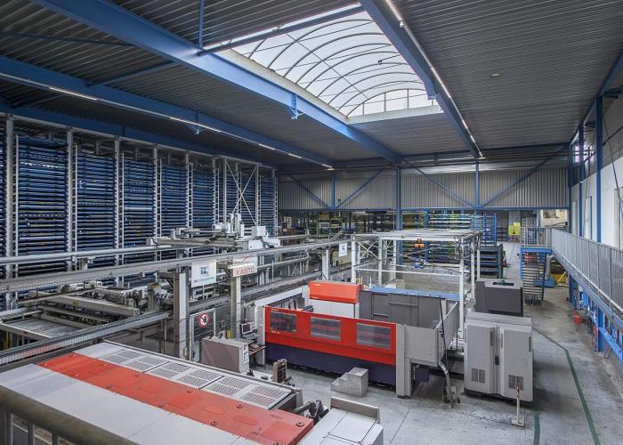 Multidisciplinair technisch onderwijs ontplooit zich bij De Cromvoirtse en Bosch Rexroth