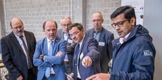 Nieuwe Industrie 4.0 labo's ondersteunen Vlaamse machinebouw