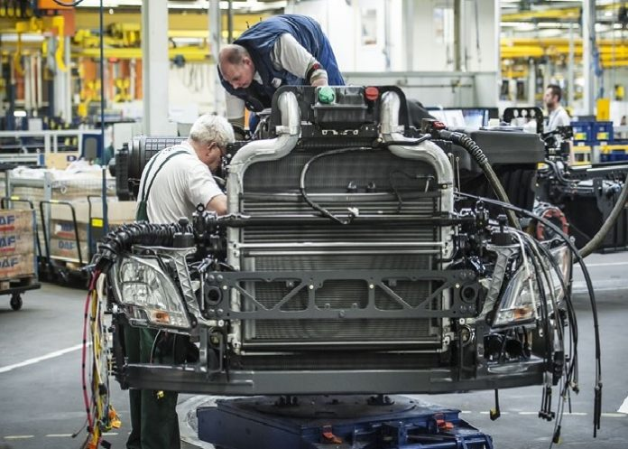 Productie industrie ruim 3 procent hoger in oktober