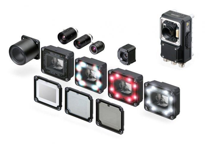 Smart camera voor vision-inspecties