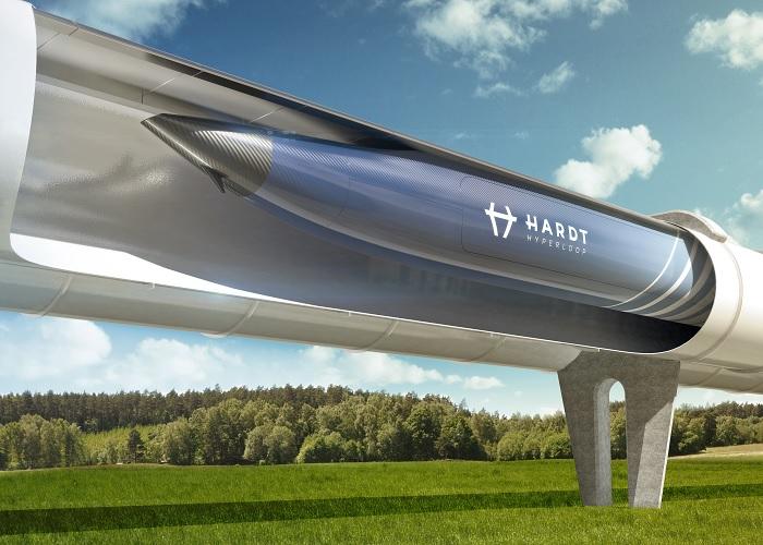 Tata Steel presenteert stalen-buizentechniek voor Hyperloop