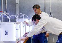 3D print bij Volkswagen Autoeuropa
