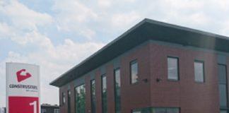 ConstruSteel-hoofdkantoor