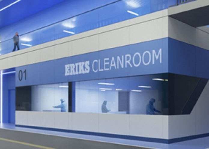 Eriks bouwt nieuwe cleanroom