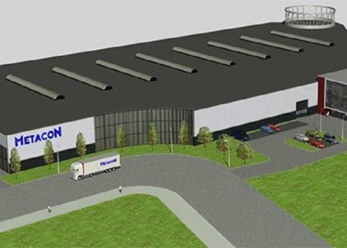 Metaalwarenfabriek Metacon brengt alles onder één dak
