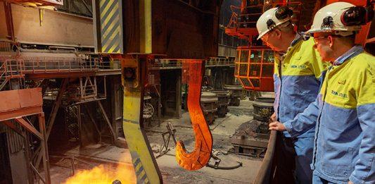 Prestigieuze erkenning World Economic Forum voor Tata Steel IJmuiden