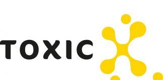 Toxic logo