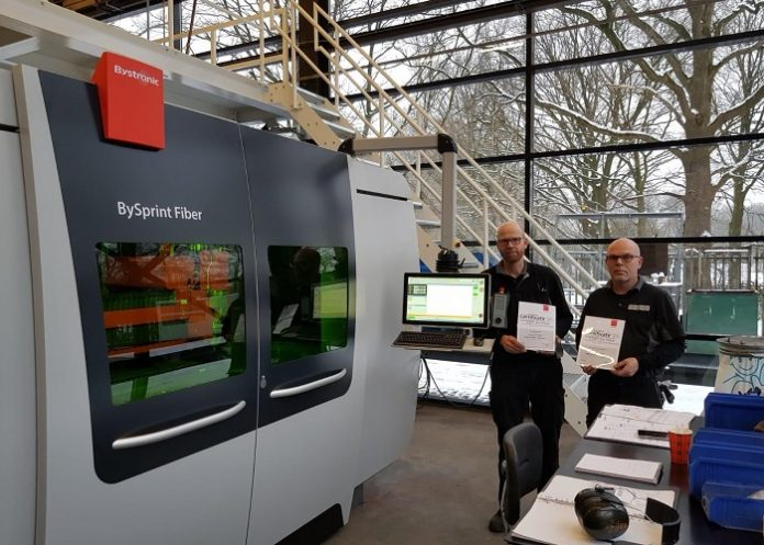 De Vries Constructie & Lasertechniek