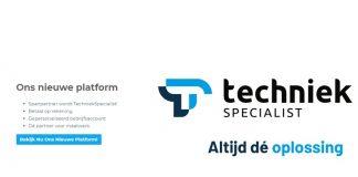TechniekSpecialist Website