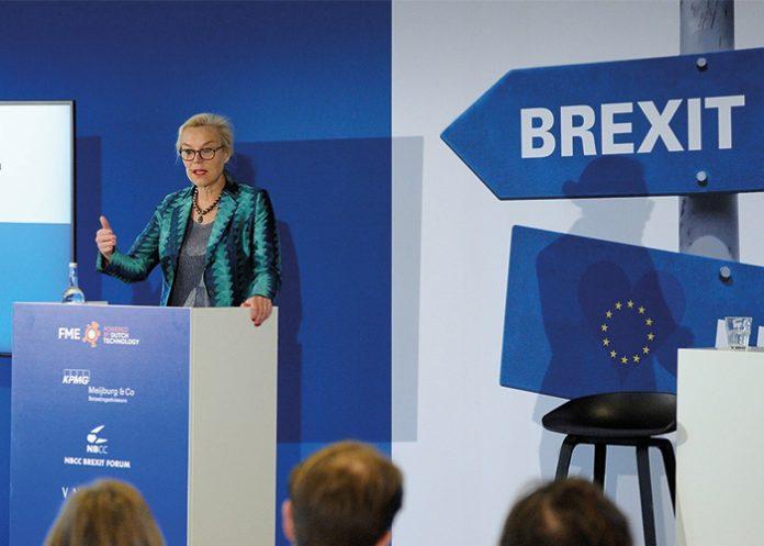 Brexit Industrie FME Metaal