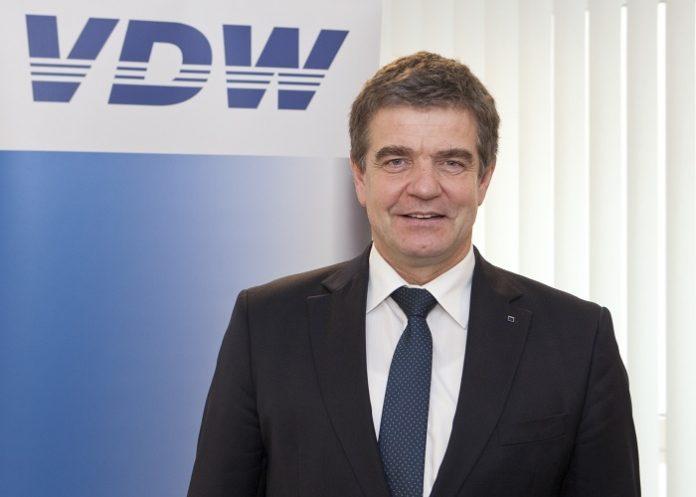 duitse werktuigmachine Dr. Heinz-Jürgen Prokop