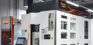 Mazak bij Jansen Machining Technology