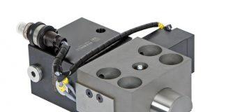 Roemheld wedge clamp locking mechanism