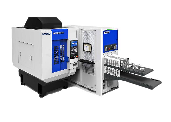 Bender meerdere machines met automatisering vanaf fabriek