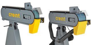 Creint, een nieuw merk (band)slijpmachines