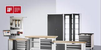 GARANT GridLine-serie wint iF Design Award