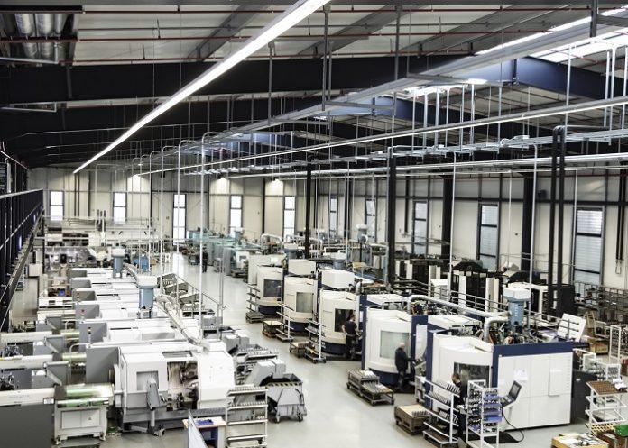 Haimer gaat 4000 gereedschapshouders per dag produceren