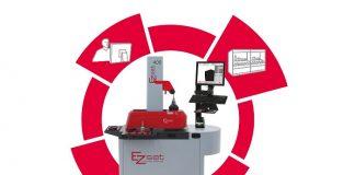 Limas demonstreert voorinstelapparaten van EZset