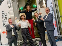Mitsubishi Elevator en ABN AMRO partners in circulaire bouw