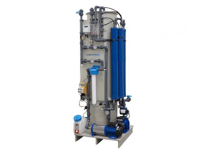 Omgekeerde osmose verhoogt kwaliteit koelsmeermiddel