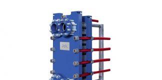 Semi-gelaste warmtewisselaar thermische efficiënt zonder risico van scheuren