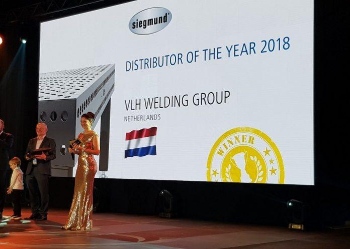 Siegmund Award voor VLH