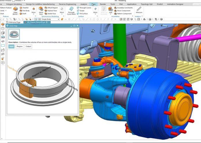 Siemens verrijkt NX-software