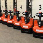 Sluyter Logistics kiest voor Toyota truckvloot op lithium-ion batterijen