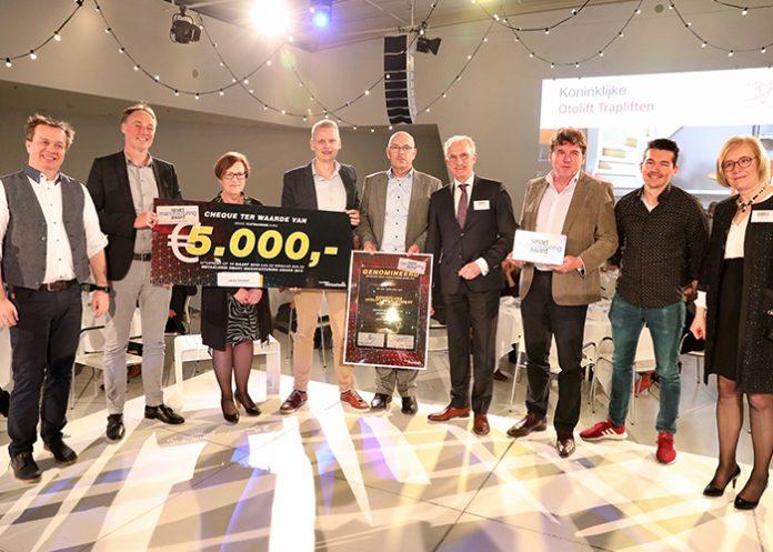 Metaalunie Smart Manufacturing Award