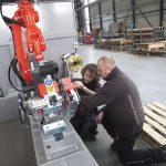 Valk Welding verkort levertijd lasrobotsystemen op H-frames