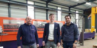 Van Belzen levert compleet snijpakket na komst laser
