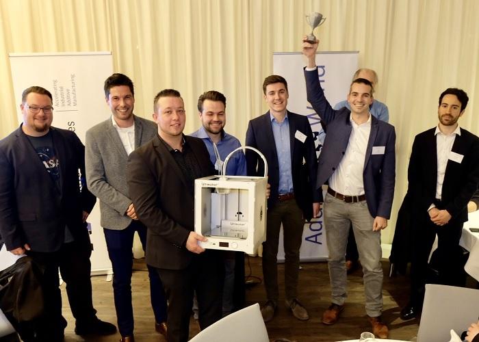 Winnend ontwerp van Additive Industries-wedstrijd toont unieke mogelijkheden