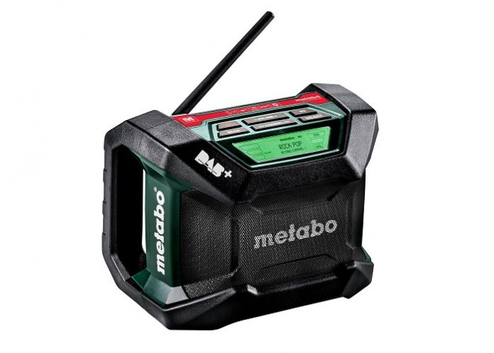 Metabo introduceert digitale bouwradio
