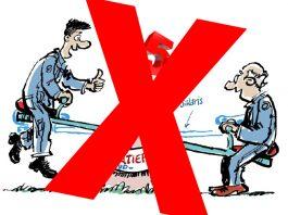 Cao-overleg mislukt; bonden bereiden ultimatum voor