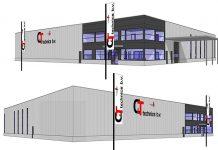 C&T technics bouwt nieuw