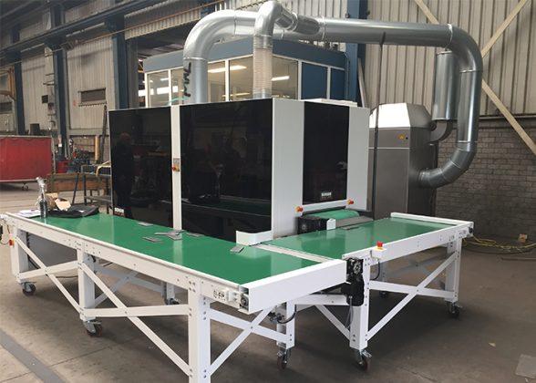 Q-Fin installeert eerste drie Super Edge Rounder-machines