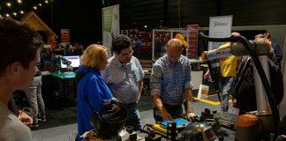 In de Technologiestraat, die ook deel uit maakt van het nieuwe beursconcept van MIX Noordoost, presenteerden verschillende robotleveranciers zich met de nieuwste beschikbare technologieën.