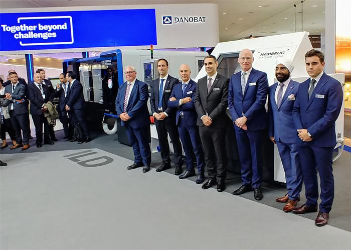 Op de eerste dag van de EMO hebben de machinefabrikanten Danobat en Hembrug Machine Tools, leider op het gebied van harddraaien, de overname aangekondigd.