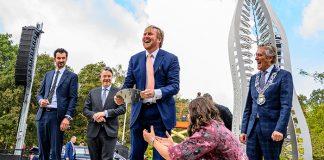 Koning Willem-Alexander heeft Brainport Industries Campus (BIC) in Eindhoven officieel geopend.