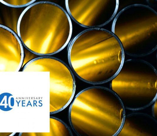 Buvo - De aluminiumgieterij in Helmond viert het 40-jarig bestaan.