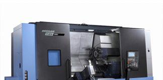Door een Doosan-draaibank Puma 5100 LYB uit te rusten met de Sandvik Coromant Silent Tools Plus boorbaar, kunnen bezoekers van de Technishow verzamelde gegevens van het bewerkingsproces zien op een gemakkelijk leesbaar dashboard.